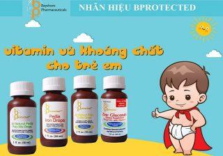 Vitamin cho trẻ Bprotected